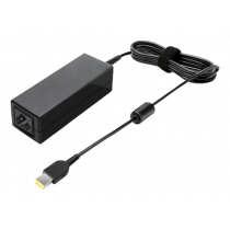 Power adapter DELTACO for Lenovo Yoga 11 Yoga 13, 65W, 20V/3.25A, black / SMP-101
