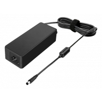 Power adapter DELTACO for HP ENVY 17-J010US, 65W, 19.5V/3.33A, black / SMP-104