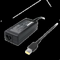 Power adapter for Lenovo T570/T470/L470, 65W, 3,25A DELTACOIMP black / SMP-108