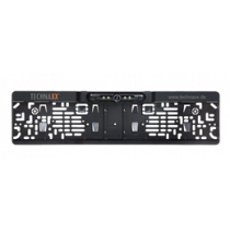 WiFi rear camera, IP67, IR LED, 480p Technaxx / black TECH-112
