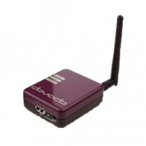 DOVADO Tiny universal access router, WiFi, LAN, WAN, USB, SMS features, purple TINY BULK  / TINY