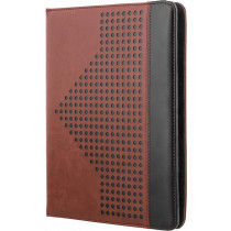 """Case DELTACO 9.7-10.1"""", brown/black / TPF-1210"""