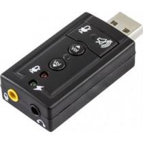 Sound card DELTACO USB  /  UAC-03