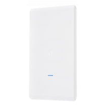 Ubiquiti AC Mesh Pro Access Point, 2.4 / 5GHz Dual Band, PoE +, For Outdoors, 802.11ac, White UAP-AC-M-PRO  / UBI-UAP-AC-M-PRO