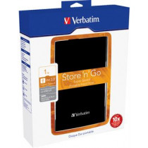 External hard drive, 1TB Verbatim / V53023