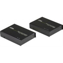 ATEN HDMI Extender Over Cat5e, HDCP, HDMI, 1080p, 100m, Black VE812