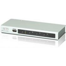 ATEN UltraHD, 4K, 1080P, Silver VS481B-AT-G / VS481B